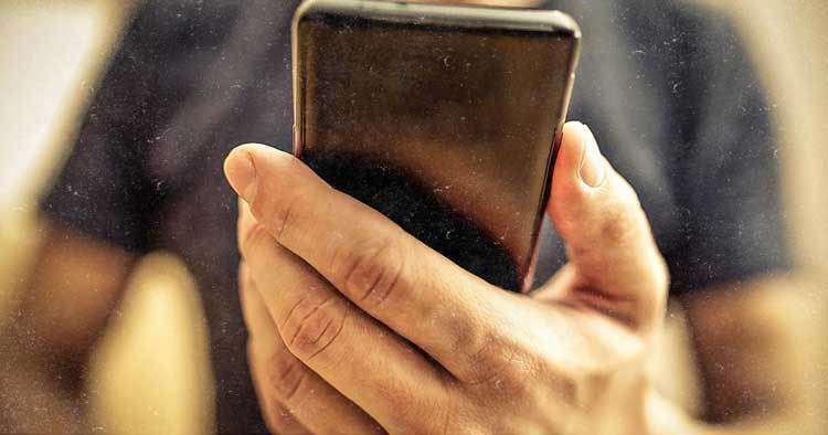 Digital Detox Handynutzung