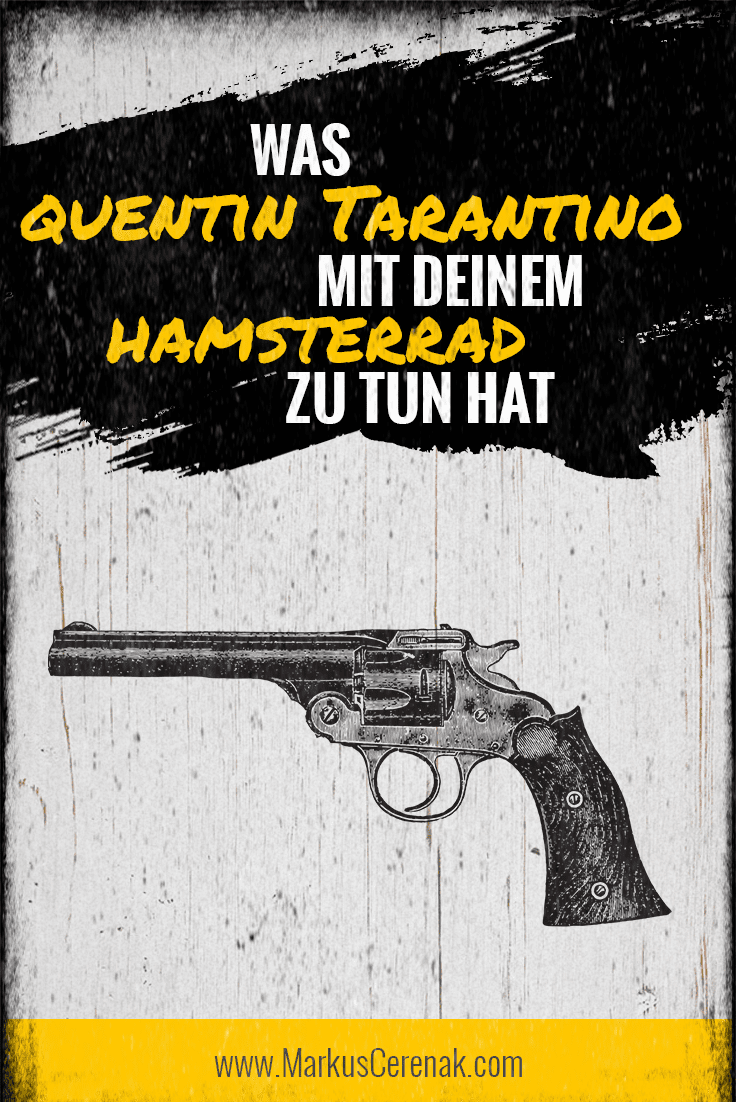 Mulmiges Gefühl am beim Wochenstart? Wir räumen auf mit den Denkweisen, die es dir unnötig schwer machen, auszusteigen und erfolgreich zu sein. Und was Tarantino damit zu tun hat, klären wir auch!