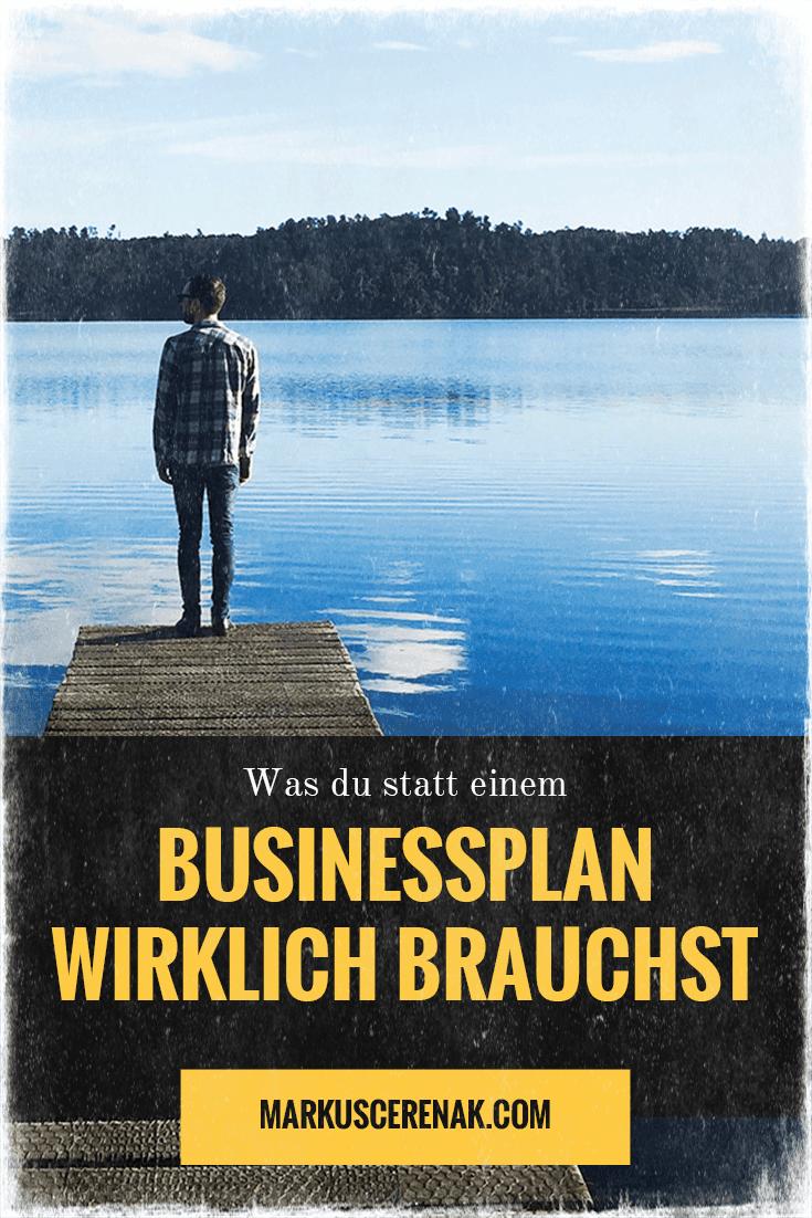 Was du wirklich brauchst um mit deiner Berufung erfolgreich zu werden. Eine originelle Geschäftsidee oder ein Businessplan ist es nicht.