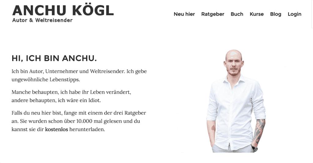 deutsche Blogger