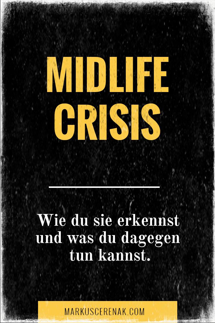 Eine Midlife Crisis kommt schleichend und meistens weiß man nicht, was man dagegen tun soll. Der Artikel gibt dir eine einfache Anleitung. Mehr Infos findest du auf: https://markuscerenak.com/hex-vip #midlifecrisis #sinndeslebens