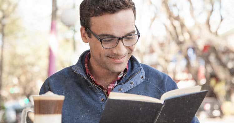Wie verändere ich mein Leben - lese viel