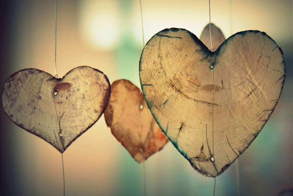 auf dein Herz hören