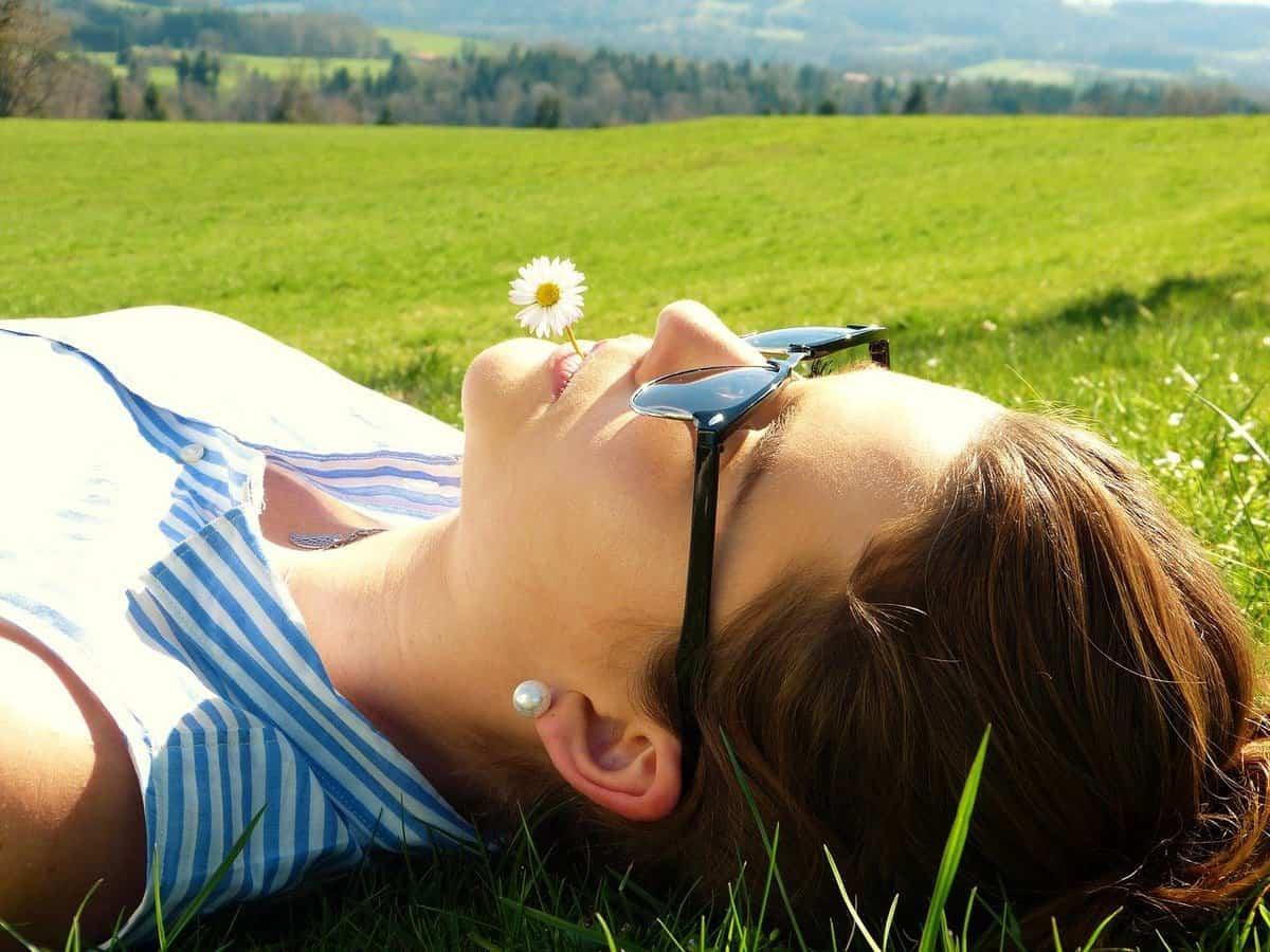 Gesunder Geist - Entspannung